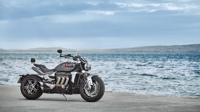 The new Triumph Rocket 3 is here: 221 NM & 167 horsepower 1