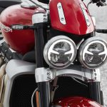 The new Triumph Rocket 3 is here: 221 NM & 167 horsepower 6
