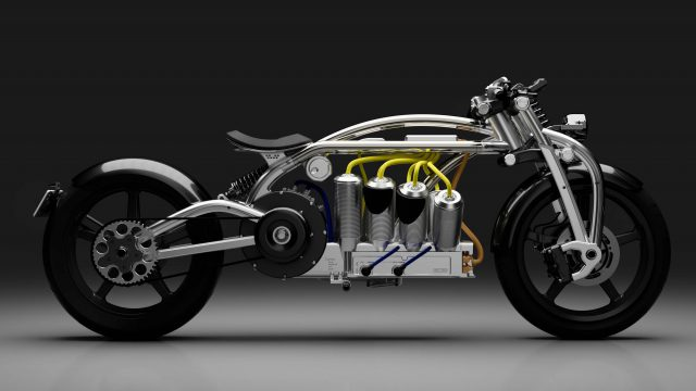 Curtiss Zeus Is a Mindblowing V8 Electric Motorcycle 4