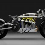 Curtiss Zeus Is a Mindblowing V8 Electric Motorcycle 2