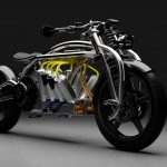 Curtiss Zeus Is a Mindblowing V8 Electric Motorcycle 5