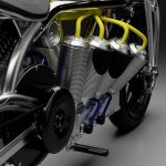Curtiss Zeus Is a Mindblowing V8 Electric Motorcycle 8