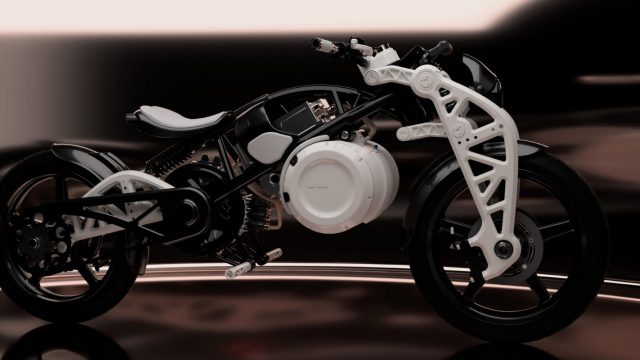 Curtiss Psyche Is a Spectacular Harley-Davidson Livewire Contender 1