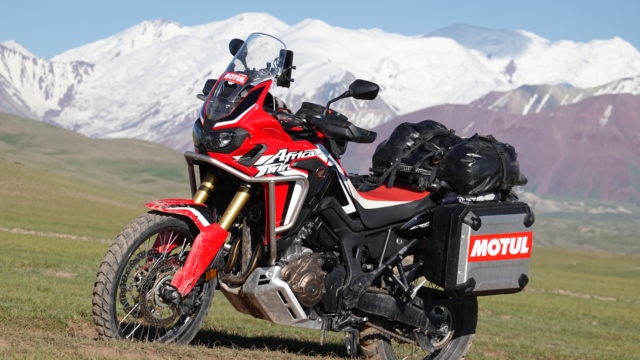 Honda Africa Twin - 5,000 km in Central Asia | Review 7