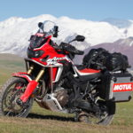 Honda Africa Twin - 5,000 km in Central Asia | Review 4
