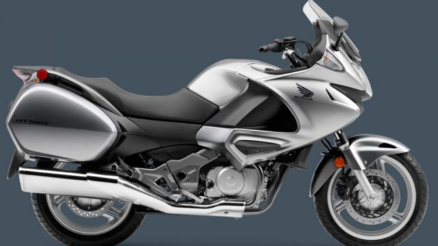 Updated Honda Deauville 1000 in the Works? 6