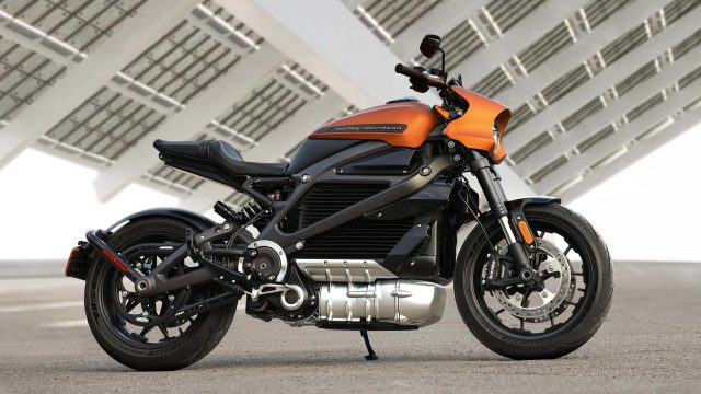Harley-Davidson Livewire Full Specs Announced 3