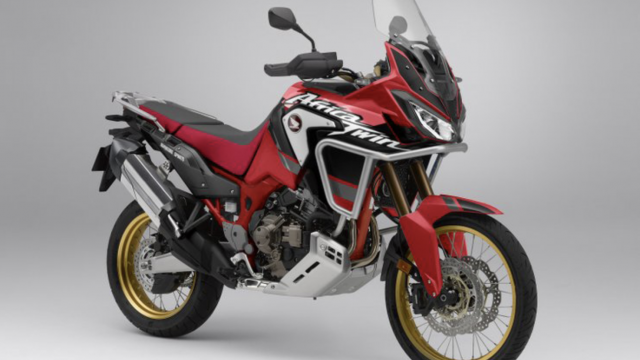 Honda Africa Twin CRF1100L Confirmed 1