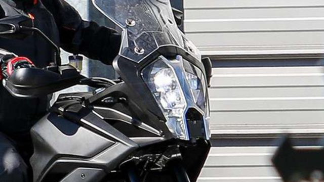 KTM 1290 Super Adventure headlight. 1024x683