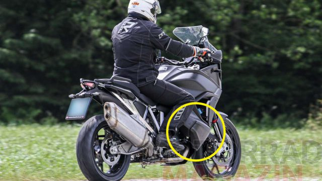 KTM 1290 Super Adventure spied 2a 1024x683