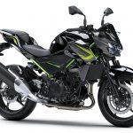 Kawasaki Patents an Electric/Gas Hybrid Bike 2