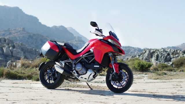 V4-powered Ducati Multistrada Rumors Revived 8