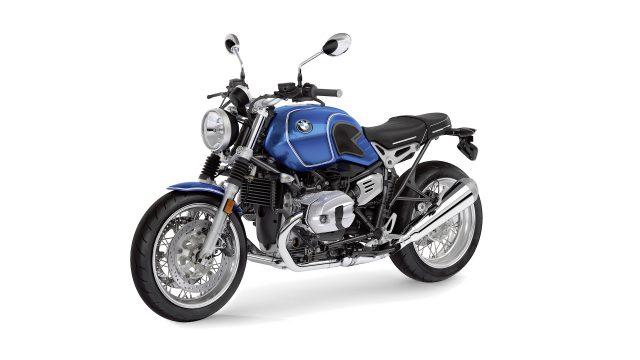 Meet the new BMW R nineT /5 anniversary model 1