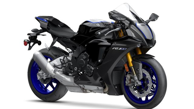 Behold the 2020 Yamaha YZF-R1M in All Its Splendor 1