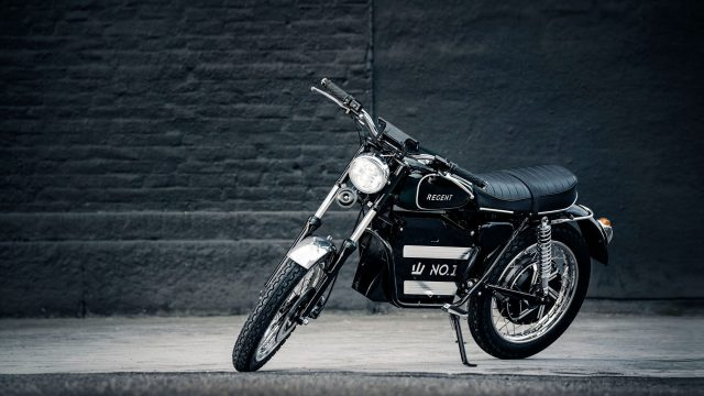 Retro Electric Motorcycles Are a Thing Now 1