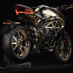 MV Agusta Reveals One-off Dragster RC Shining Gold 11