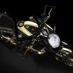 MV Agusta Reveals One-off Dragster RC Shining Gold 12