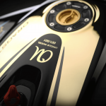 MV Agusta Reveals One-off Dragster RC Shining Gold 13