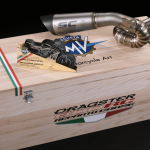 MV Agusta Reveals One-off Dragster RC Shining Gold 10