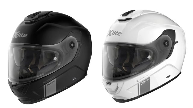 X-Lite X-903 Top-Drawer Helmet Brings a Magnetic Visor 1