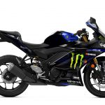 Yamaha YZF-R3 Shows Up in Monster Energy MotoGP Livery 9