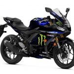 Yamaha YZF-R3 Shows Up in Monster Energy MotoGP Livery 10
