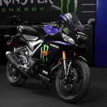 Yamaha YZF-R3 Shows Up in Monster Energy MotoGP Livery 2