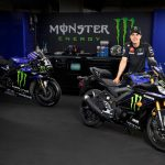 Yamaha YZF-R3 Shows Up in Monster Energy MotoGP Livery 8