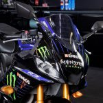 Yamaha YZF-R3 Shows Up in Monster Energy MotoGP Livery 3