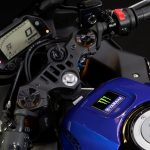 Yamaha YZF-R3 Shows Up in Monster Energy MotoGP Livery 4