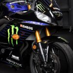 Yamaha YZF-R3 Shows Up in Monster Energy MotoGP Livery 5