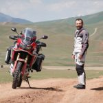 Honda Africa Twin - 5,000 km in Central Asia | Review 5