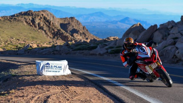 No more motorcycles in 2020 at Pikes Peak 1