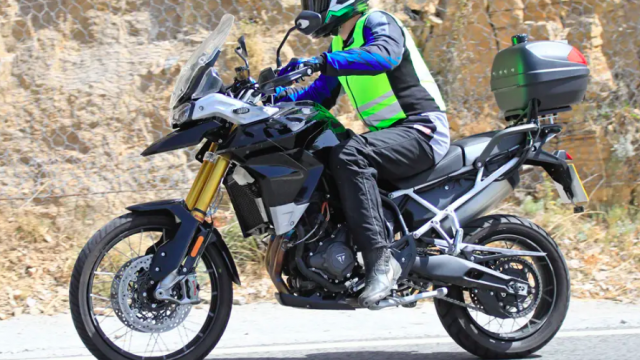 Triumph Tiger 900 is Imminent. Radical changes 1
