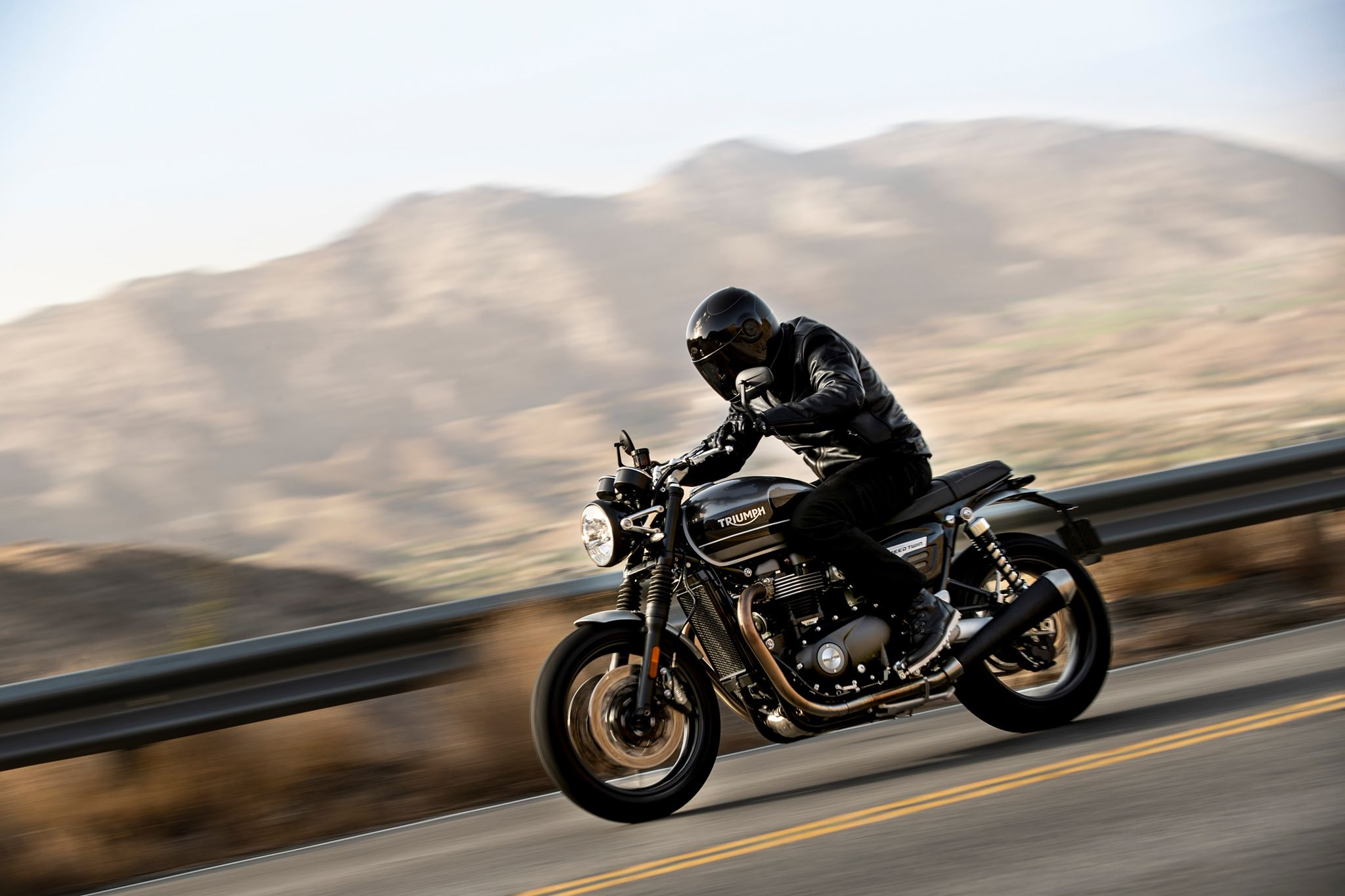 2019 Triumph Speed Twin Review Drivemag Riders