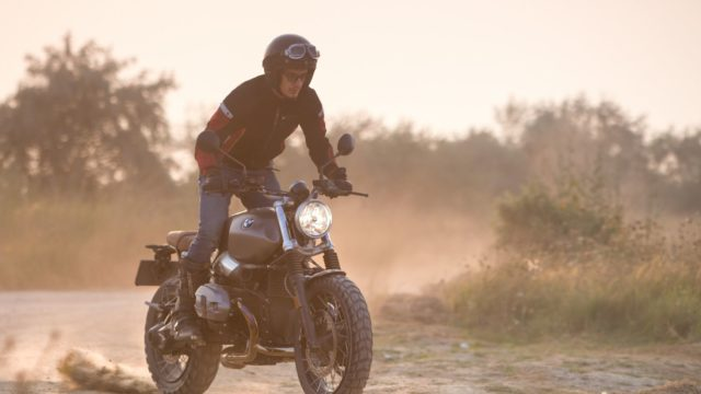 BMW R nineT Scrambler. Is This Bike Steve McQueen Enough? 1