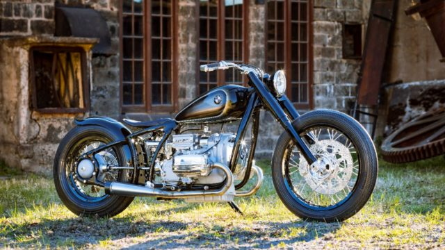 BMW R5 Hommage Supercharged is a Work of Art 1