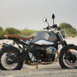 2016 BMW R nineT Scrambler Test Ride 55