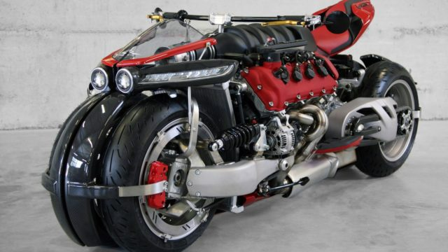 Lazareth V8 - a 470 hp Behemoth powered by a Maserati Engine 1