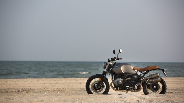 2016 BMW R nineT Scrambler Test Ride 10