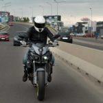 2016 Yamaha FZ-10 [MT-10] Test Ride 12
