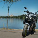 2016 Yamaha FZ-10 [MT-10] Test Ride 13
