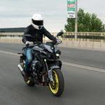 2016 Yamaha FZ-10 [MT-10] Test Ride 15