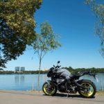 2016 Yamaha FZ-10 [MT-10] Test Ride 14