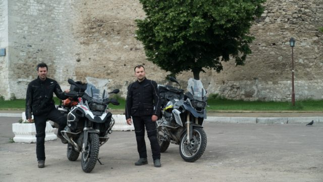 Great Caucasus Ride: The Weight of Water - Moldova [Ep. 1] 1