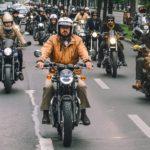 Distinguished Gentleman's Ride 2016 - Bucharest 10