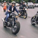 Distinguished Gentleman's Ride 2016 - Bucharest 5