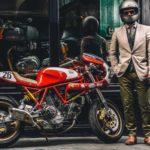 Distinguished Gentleman's Ride 2016 - Bucharest 8