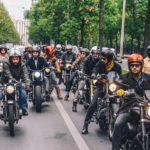 Distinguished Gentleman's Ride 2016 - Bucharest 18