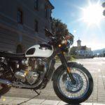 2016 Triumph Bonneville T120 Test Ride 13